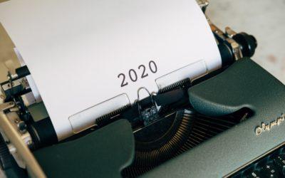 Bye bye 2020, meilleurs vœux pour 2021 !